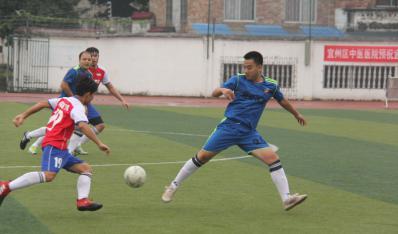 2018.10.21河池农校VS锦汉足球俱乐部(1:0)